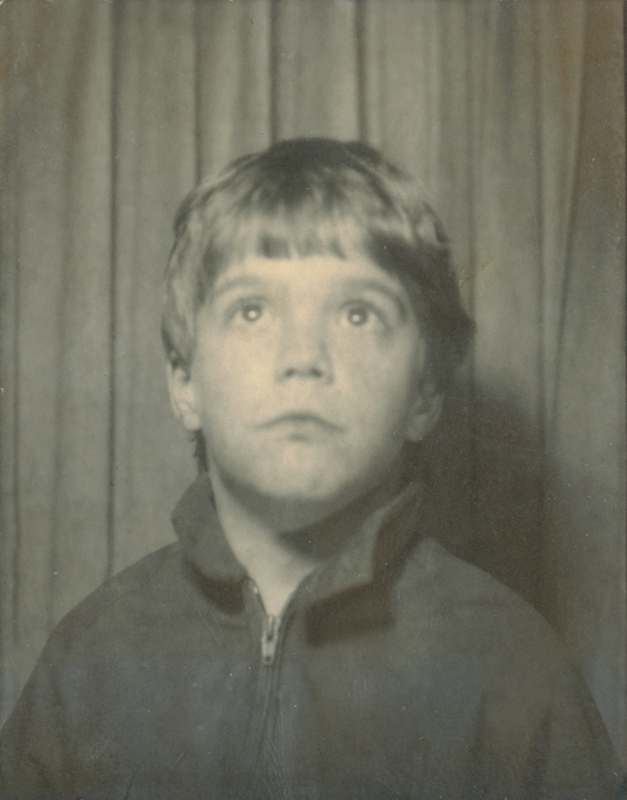 An eight-year-old Tintod in 1982