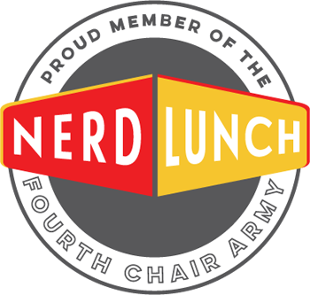 Nerd Lunch Fourth Chair Army