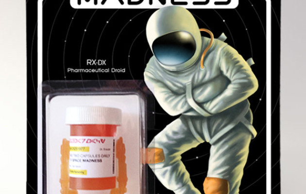 RX-DX Pharmaceutical Droid
