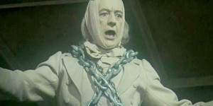 Being Jacob Marley