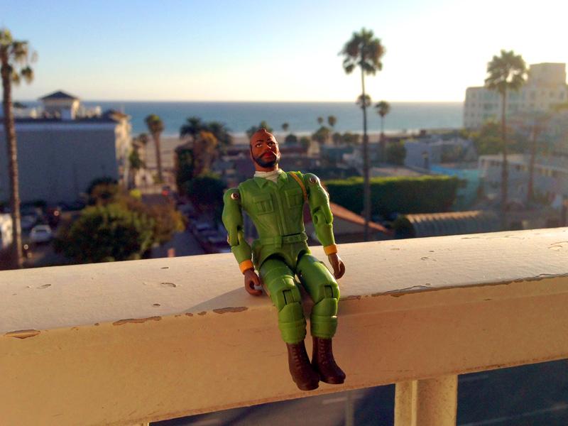 B.A. in Santa Monica