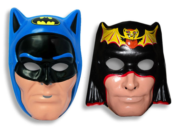 Batman vs The Bat