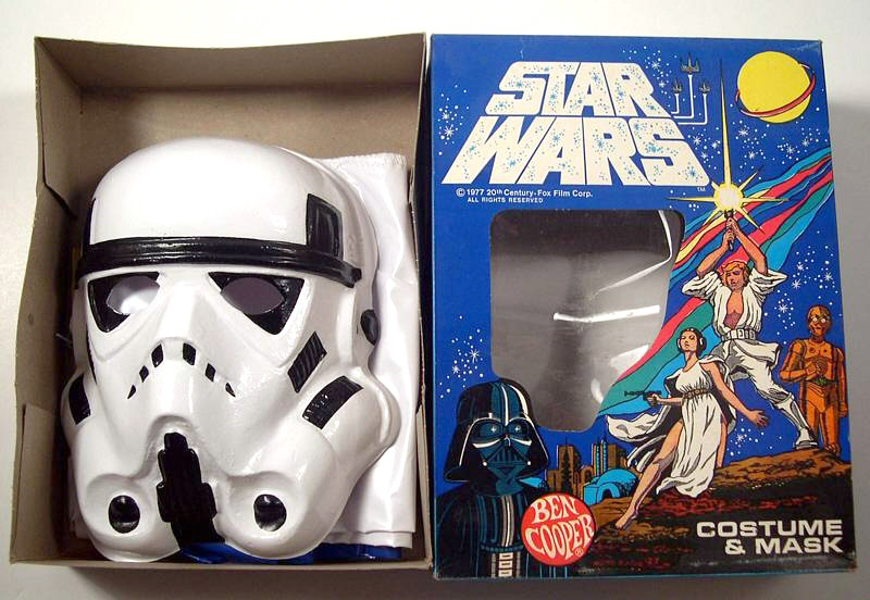 Ben Cooper Stormtrooper costume via rebelscum.com