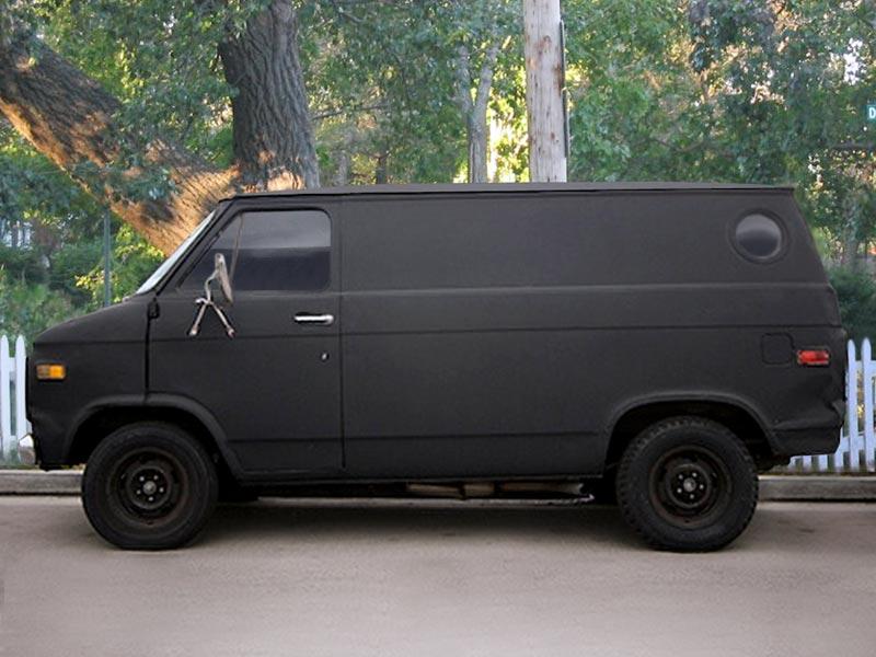 kidnapping vans