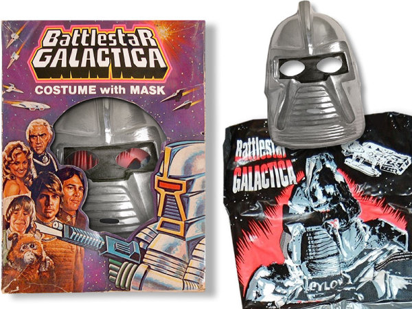 Collegeville Cylon. By Your Command!