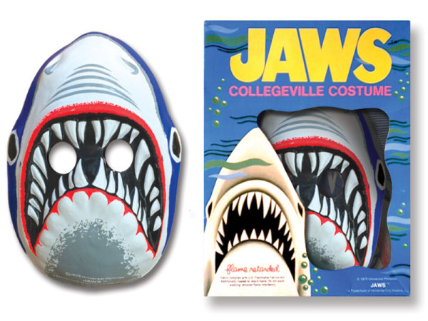 Thanks to Collegeville, you can be a Jaws for Halloween