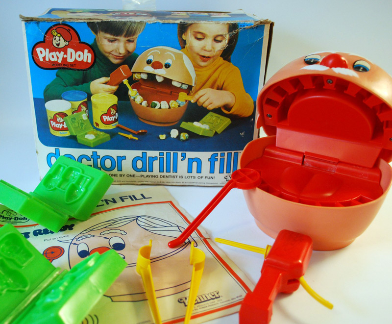 Dr. Drill 'n Fill, photo by Wonderland Toys