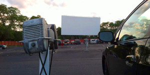 Double Feature of Nostalgia at the Drive-In