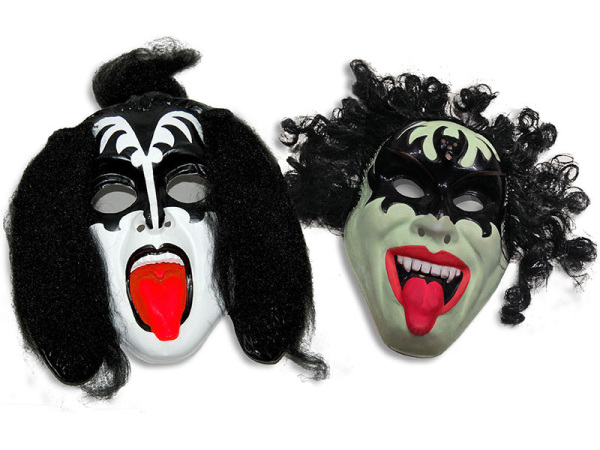 Gene Simmons vs Green Simmons?