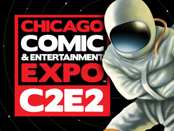 Space Madness at C2E2 2015