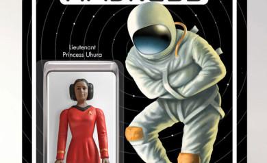 Lieutenant Princess Uhura carded