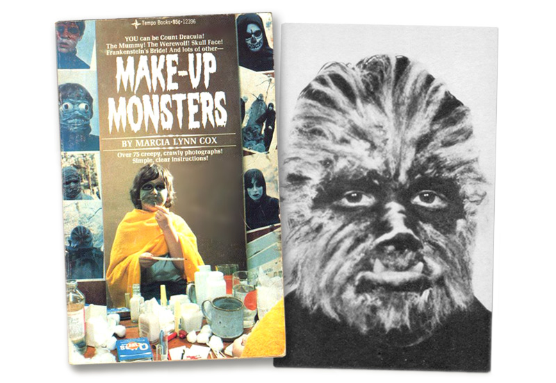Make-Up Monsters by Marcia Lynn Cox