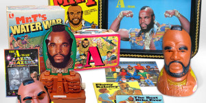 Mr. T and the Island of Misfit Ts