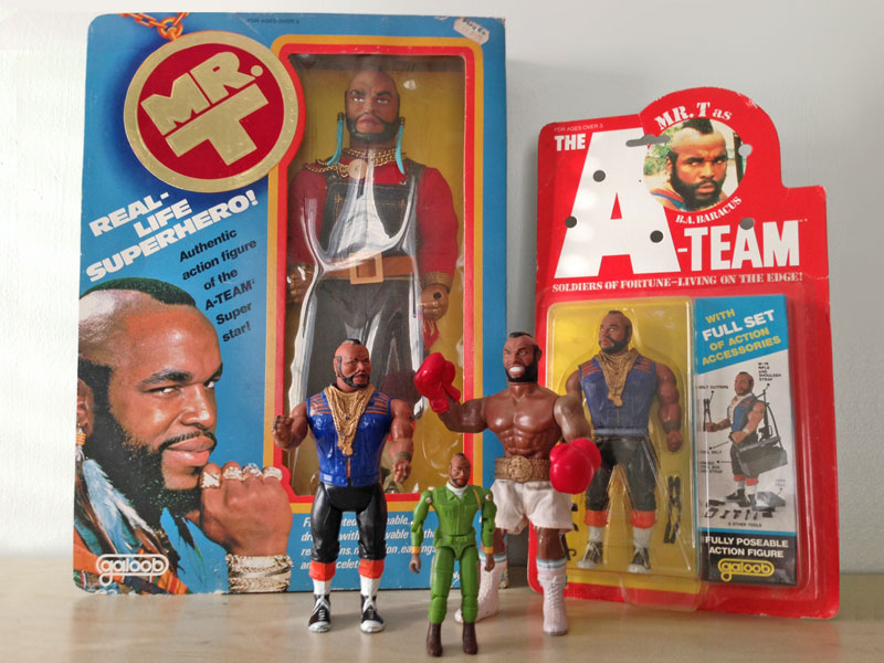 From the Junk Fed Mr. T collection