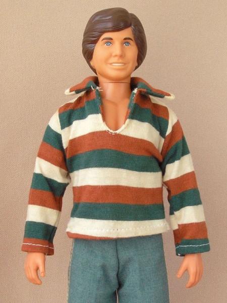 Parker Stevenson doll via burkedevlin
