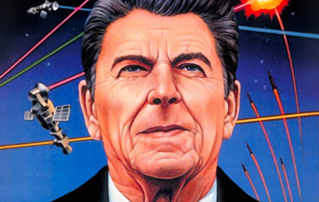 Podcast  Episode 7: Ronald Reagan Is Gonna Get Us All Killed