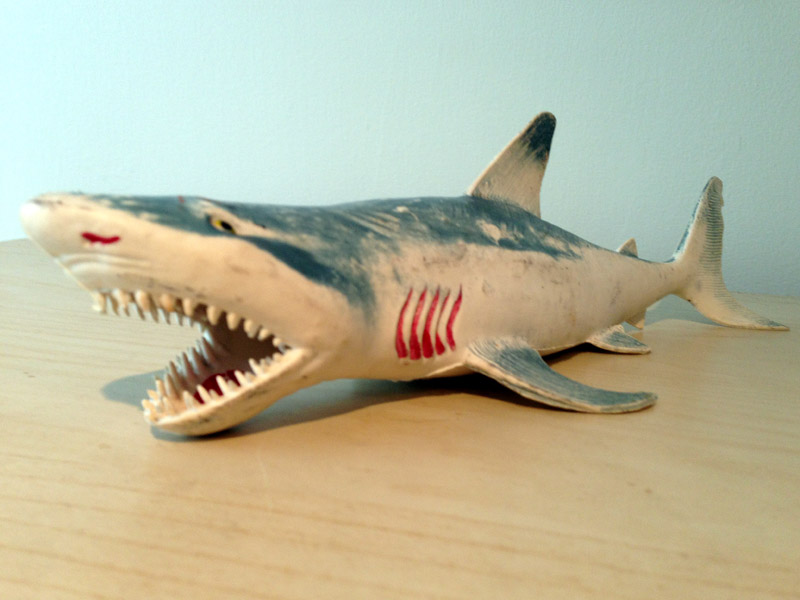 Jaws Action Figure