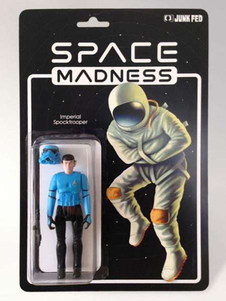 Spocktrooper, Mint on Card